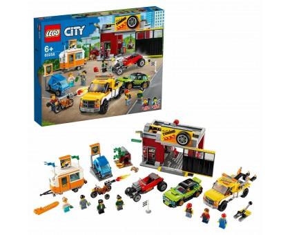 Конструктор LEGO City Nitro Wheels Тюнинг-мастерская