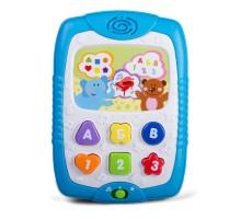 Развивающая игрушка Baby Go Мой первый планшет