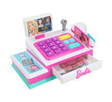 Игрушка Barbie Кассовый аппарат с белым сканером малый