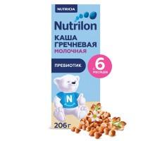 Кашка молочная Nutrilon гречневая 206г