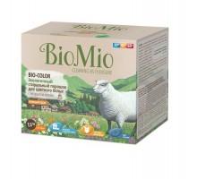 Экологичный стиральный порошок для цветного белья BioMio BIO-COLOR (без запаха, с экстрактом хлопка) 1,5 кг