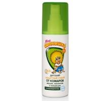 Спрей от комаров Моё солнышко детский защитный 100 мл