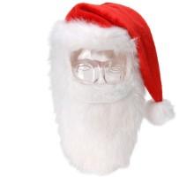 Шапка KOOPMAN Санта с бородой