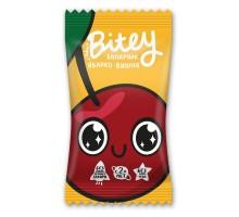Батончик Take a Bitey фруктово-ягодный яблоко-вишня 25г с 2лет