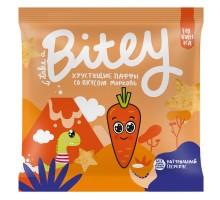 Снек Take a Bitey паффы мультизлаковые морковь 20г