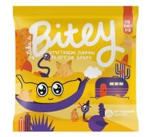 Снек Take a Bitey паффы мультизлаковые банан 20г