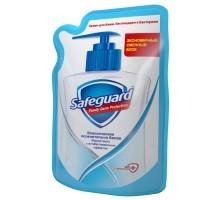 Мыло жидкое Safeguard Ослепительно белое с антибактериальным эффектом 375мл