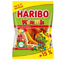 Мармелад жевательный HARIBO Червячки Вуммис 80г