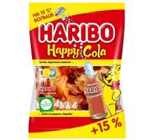 Мармелад жевательный HARIBO Хэппи Кола 80г