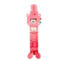 Часы-трансформер DADE toys наручные Розовый