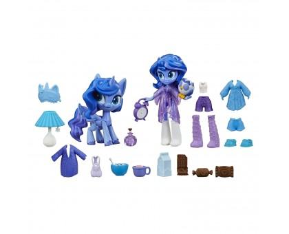 Набор игровой MLP Equestria Girls Пони Волшебное зеркало Принцесса Луна