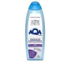 Средство для мытья поверхностей AQA baby с антибактериальным эффектом 500мл