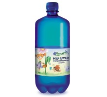 Вода питьевая Fleur Alpine 1л с 0месяцев