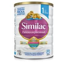 Смесь молочная Similac гипоаллергенный 1 750г с 0месяцев