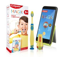 Зубная щетка Colgate Magik интерактивная с 5лет