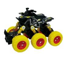 Квадроцикл Funky Toys Желтый