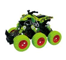 Квадроцикл Funky Toys Зеленый
