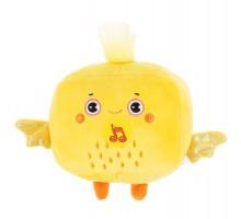 Игрушка мягконабивная Мульти-Пульти Четверо в кубе Желтый кубик