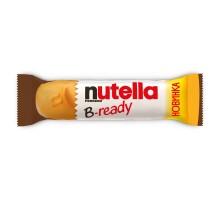 Батончик Nutella B-ready вафельный с ореховой пастой 22г