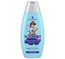 Шампунь-гель для душа Schauma Kids 350мл