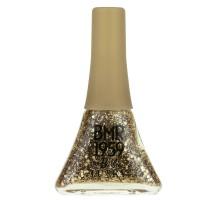 Лак для ногтей Lukky(LUCKY) с блестками Золотой