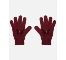 Перчатки Futurino Cool бордовые