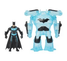 Фигурка Batman БэтТех с боевым костюмом