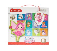 Пазл Десятое королевство Maxi Baby Toys Милашки 24элемента