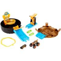 Набор игровой Hot Wheels Автотрек Трюковая арена