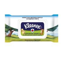 Салфетки влажные Kleenex Disney антибактериальные 40шт
