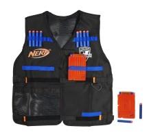 Жилет агента Nerf Elite + патроны 12 штук