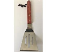 Лопатка шпатель с деревянной ручкой