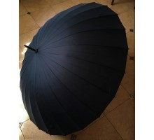 Зонт мужской трость 24 спицы D-122 600N