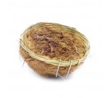 Benelux аксессуары гнездо для канареек (бамбук/кокос) ø11.5 см