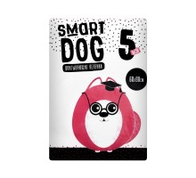 Smart Dog пелёнки впитывающие пеленки для собак 60х90, 5 шт