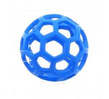 Kitty City ажурный резиновый мяч малый, 9 см