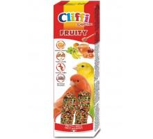 Cliffi (Италия) лакомства для канареек: палочки с фруктами и медом