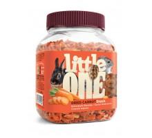 Little One сушеная морковь - лакомство для всех видов грызунов