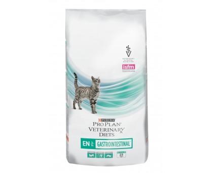 Корм Purina Pro Plan (вет. корма) для кошек при лечении ЖКТ (EN), 1,67 кг
