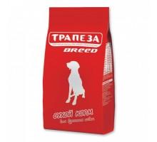 """Корм Трапеза """"Брид"""" мясное ассорти для взрослых собак"""
