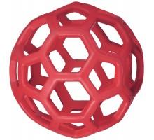 Kitty City ажурный резиновый мяч средний, 11,5 см