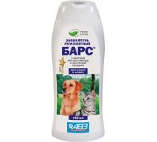 Агроветзащита барс шампунь репеллентный для собак и кошек, 250 г