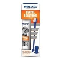 8 в 1 набор для ухода за зубами для собак: зубная щетка+напальчник+зубная паста