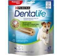 """Purina DentaLife лакомство для собак малых пород """"Здоровые зубы и десна"""", 16 г"""