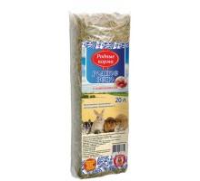 Родные корма сено с шиповником, 20 л.