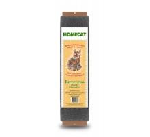 Homecat когтеточка с кошачьей мятой, малая, 58х10 см