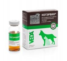 Веда фитодиета Котэрвин для лечения и профилактики МКБ, 3 фл. по 10мл.