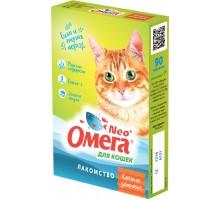 """Фармакс мультивитаминное лакомство Омега Neo+ """"Крепкое здоровье"""" с морскими водорослями для кошек"""