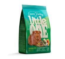 "Little One корм ""Зеленая долина"" из разнотравья, для морских свинок"