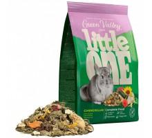 "Little One корм ""Зеленая долина"" из разнотравья, для шиншилл"